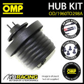 OMP STEERING WHEEL HUB BOSS KIT for TOYOTA YARIS 99-05  [OD/1960TO298A]