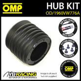 OMP STEERING WHEEL HUB BOSS KIT for SEAT AROSA (A-BAG) 97-02  [OD/1960VW776A]