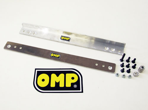 HC/773 OMP SEAT MOUNT SUBFRAME LANCIA DELTA HF INTEGRALE EVO 79-94 [LEFT/RIGHT]