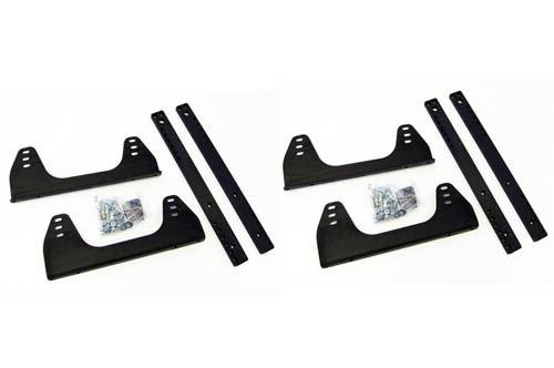 YUGO KORAL 90-92 OMP RACING BUCKET SEAT MOUNT SUBFRAMES TWIN PACK