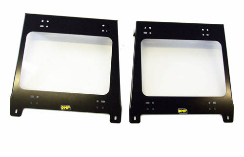 fits NISSAN MICRA ALL K12 02-10 OMP RACING BUCKET SEAT MOUNT SUBFRAMES TWIN PACK