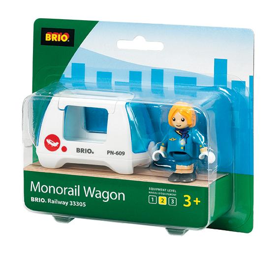 BRIO-Railway-Rolling-Stock-Full-Range-of-Wooden-Train-Rolling-Stock-Children-1yr thumbnail 6