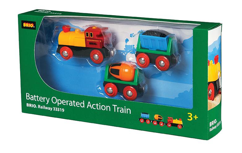 BRIO-Railway-Trains-for-Wooden-Train-Set-Safari-Steam-Travel-Children-Kids thumbnail 5