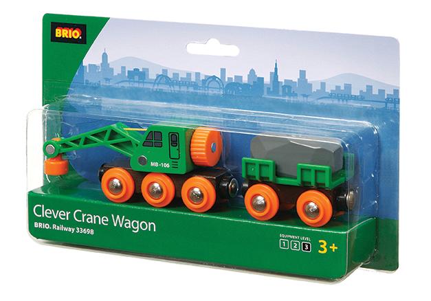 BRIO-Railway-Rolling-Stock-Full-Range-of-Wooden-Train-Rolling-Stock-Children-1yr thumbnail 30
