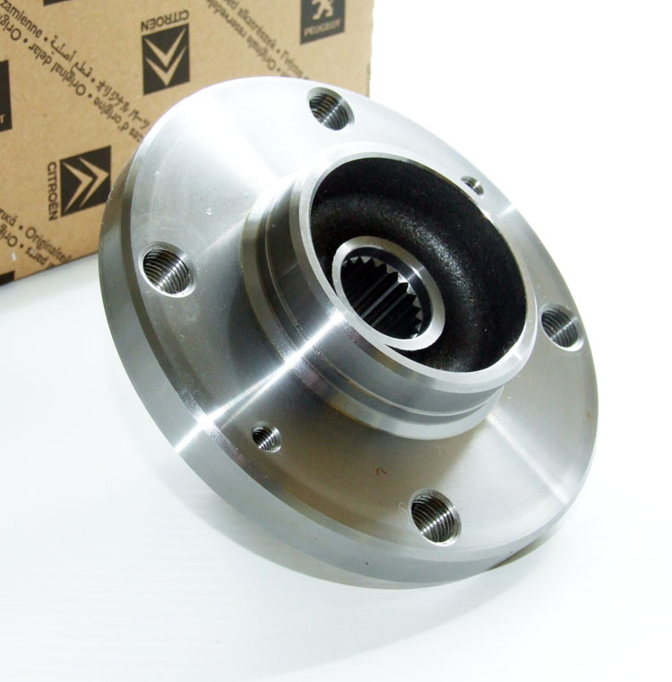 DISCONTINUED NLA Peugeot 106 Front Wheel Hub 4-Stud (early type before 1999) XSi RALLYE - Genuine