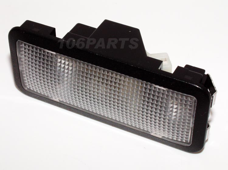 Peugeot 106 Interior Light Unit for Boot all 106 inc XSi GTi QUIKSILVER S16