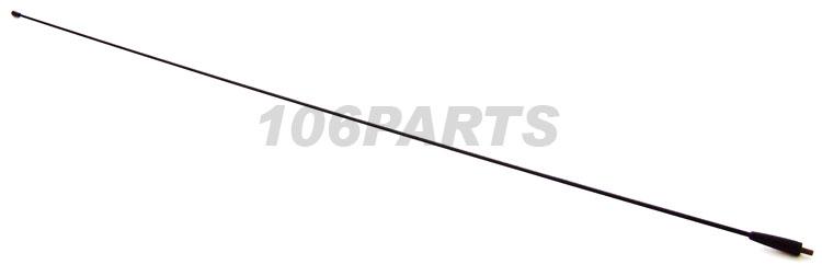 Peugeot 106 Roof Aerial (long type) XS XSi RALLYE GTi QUIKSILVER - Genuine Part