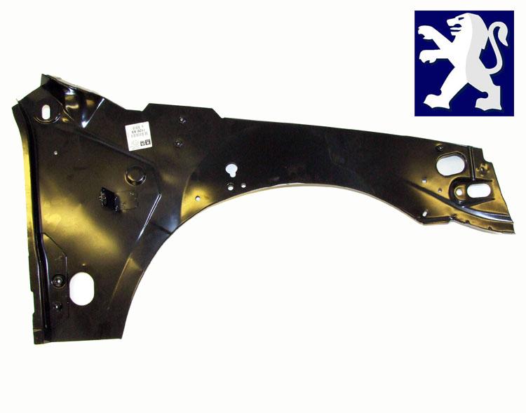 Peugeot 106 R/H Inner Wing Side Panel 106 S2 1.4 1.6 1.5D 96-03 - Genuine Part