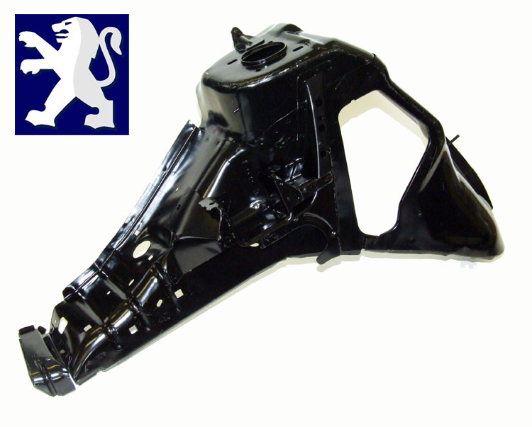 DISCONTINUED Peugeot 106 R/H Chassis Leg Panel 106 91-03 inc GTi Rallye S16 (Not 1.0 or 1.1)