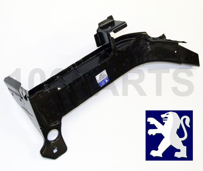 DISCONTINUED Peugeot 106 R/H Front Lower Chassis Panel all 106 models exc 1.0 1.1 - Genuine