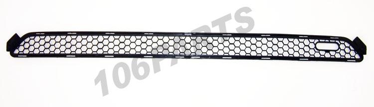 Peugeot 106 Rear Bumper Lower Grill RALLYE GTi QUIKSILVER S16 SPORT - Genuine