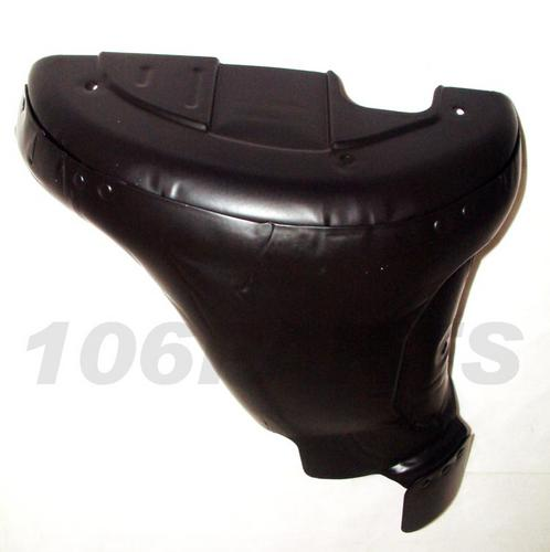 DISCONTINUED Peugeot 106 Exhaust Manifold Cover 106 GTi 1.6 16v S16 - New Genuine Peugeot Thumbnail 1