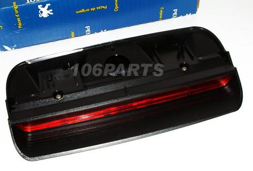 Peugeot 106 Rear Upper Interior Brake Light for all S2 models GTi RALLYE S16 Thumbnail 1