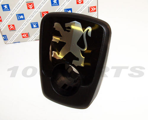 DISCONTINUED - Peugeot 106 S2 96-03 Boot Lock Surround Badge S16 RALLYE GTi QUIKSILVER Thumbnail 1