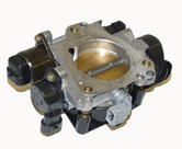 Peugeot 106 GTi 1.6 16v S16 Throttle Body Assembly & Sensors - Genuine Peugeot