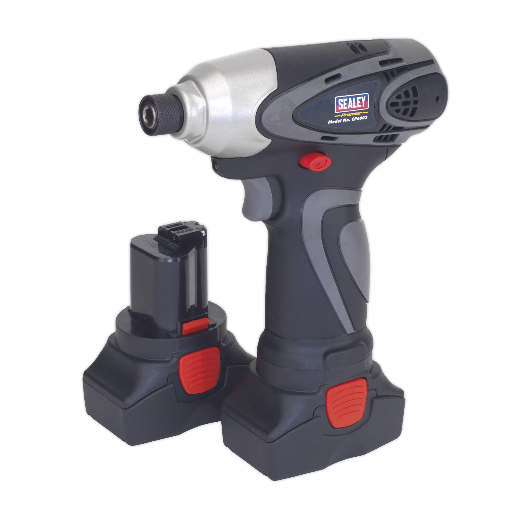 cp6003 sealey cordless impact driver 14 4v 2ah lithium ion. Black Bedroom Furniture Sets. Home Design Ideas
