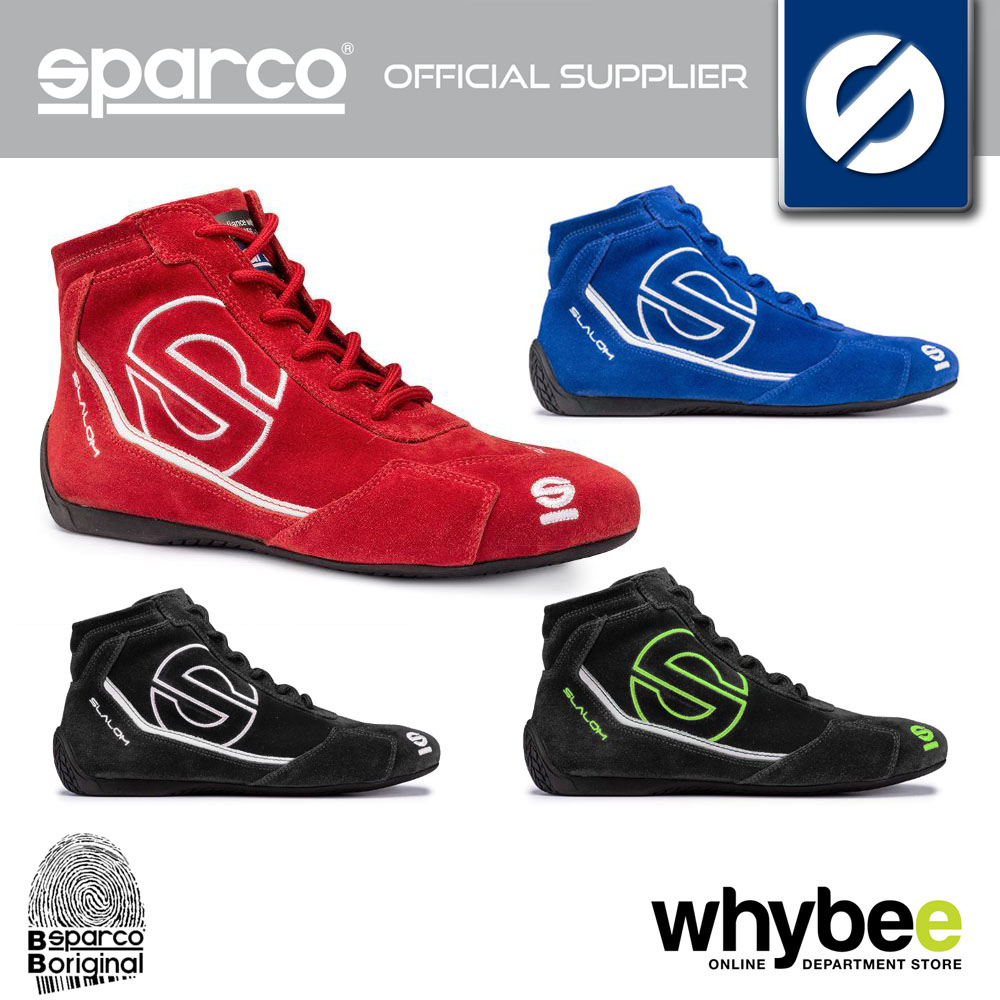 fb927476905 Sentinel 001235 SPARCO SLALOM RB3 RB-3 SUEDE RACE RALLY BOOTS FIA FIREPROOF  SIZES 36-