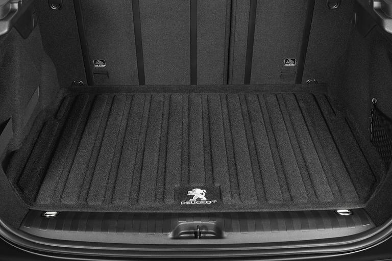 NEW! PEUGEOT 2008 BOOT PROTECTION TRAY - REVERSIBLE - GENUINE PEUGEOT ACCESSORY