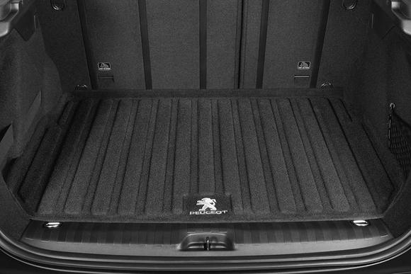 NEW! PEUGEOT 2008 BOOT PROTECTION TRAY - REVERSIBLE - GENUINE PEUGEOT ACCESSORY Thumbnail 1