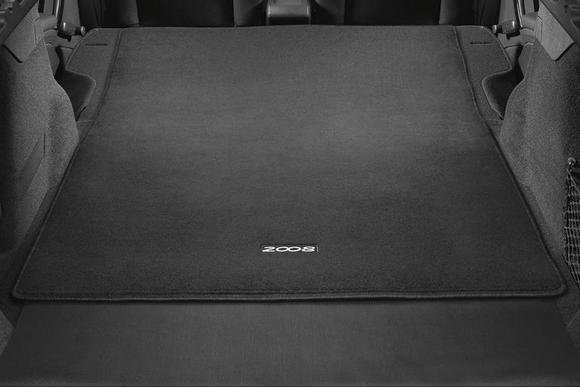 NEW! PEUGEOT 2008 EXTENDED REVERSIBLE BOOT MAT - GENUINE PEUGEOT ACCESSORY Thumbnail 1