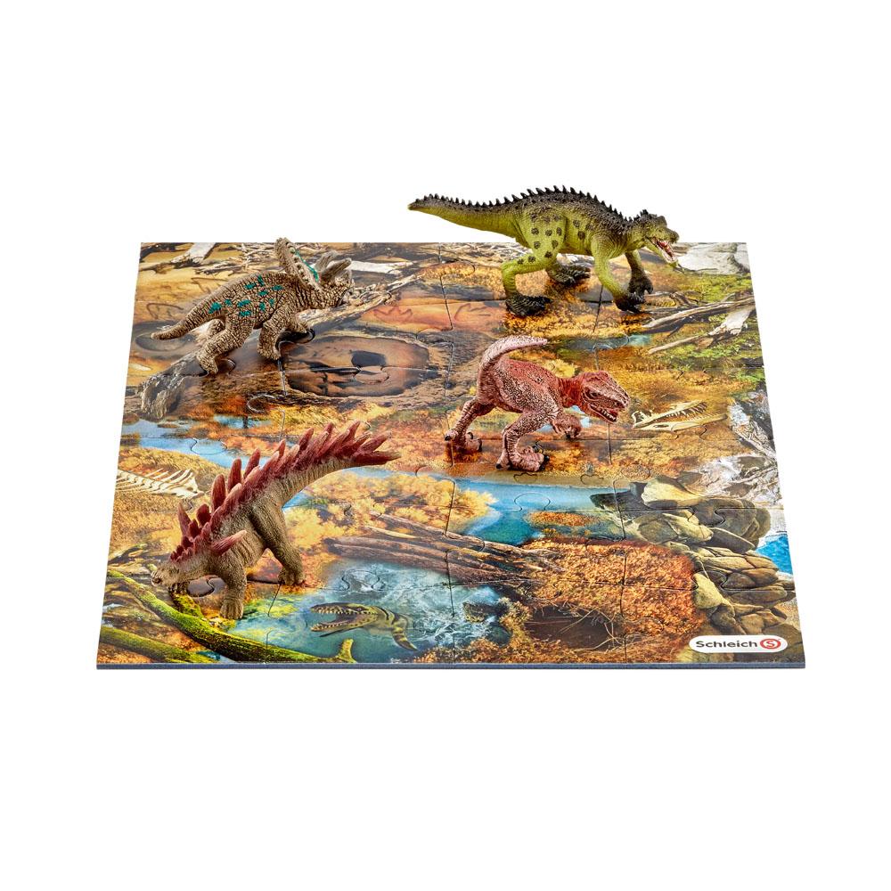 Mundo-de-la-historia-dinosaurios-figuras-SCHLEICH-Rango-prehistorico-Figuritas-Y-Juguetes
