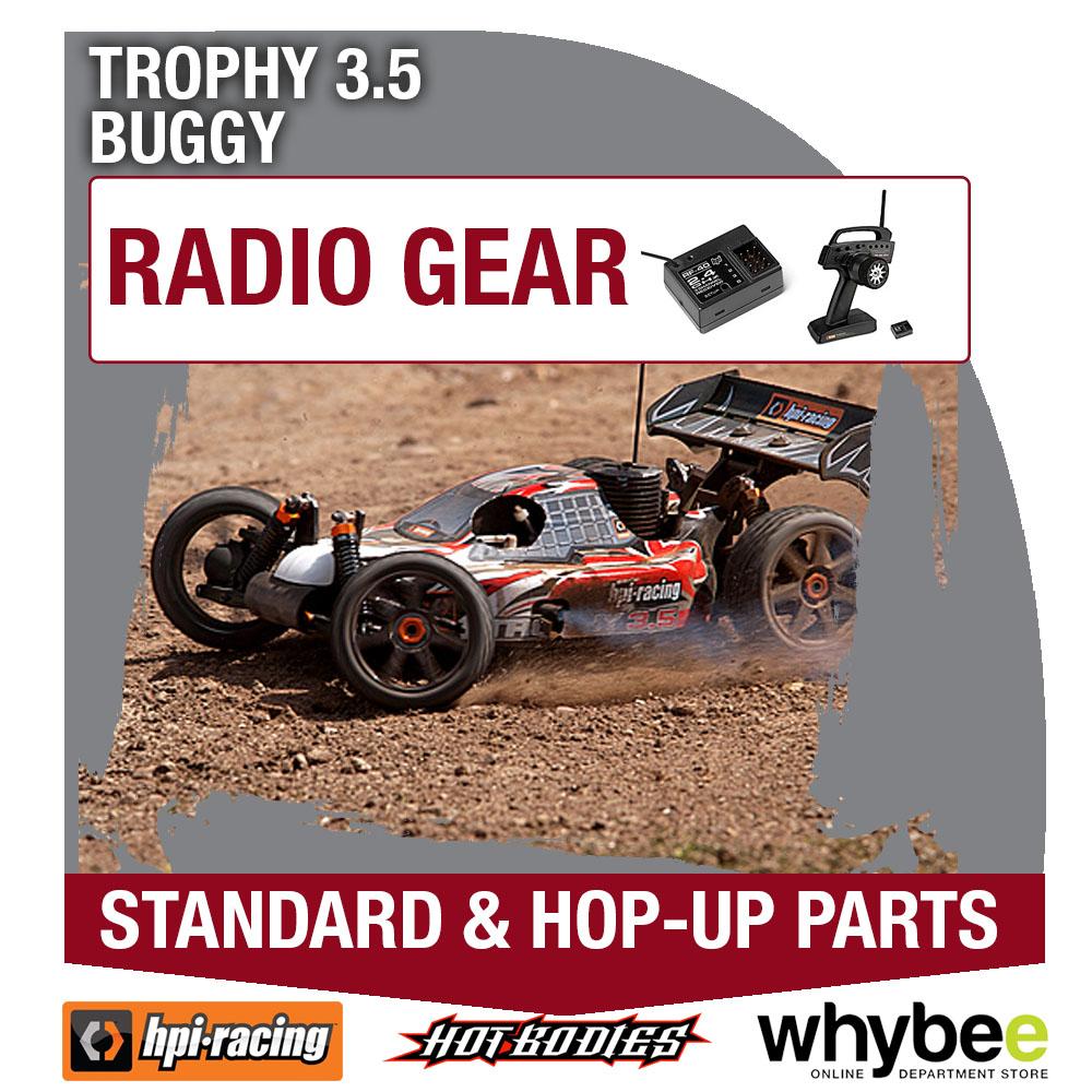HPI Racing Radio Control Car SF-50 12KG High Torque Metal Gear Servo 102777
