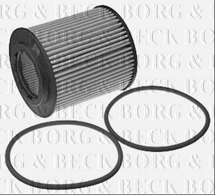 Bfo4019 Borg Beck Oil Filter Fits Gm Astra H New O E Spec 1 Year