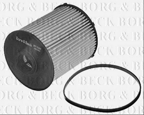 Bff8094 Borg Beck Fuel Filter Fits Mercedes Cclkems Series