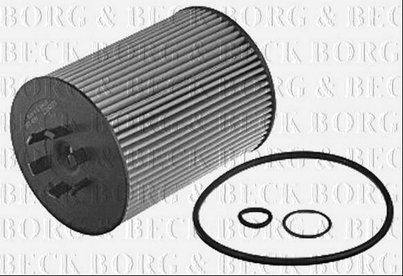 Bfo4199 Borg Beck Oil Filter Fits Bmw 567 Series X5