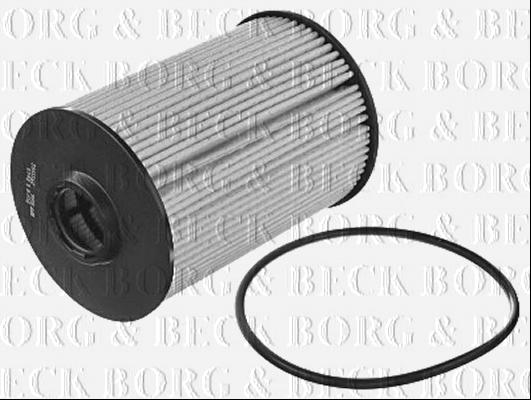 Bff8166 Borg Beck Fuel Filter Fits Psa C5 Iii C6 407 607