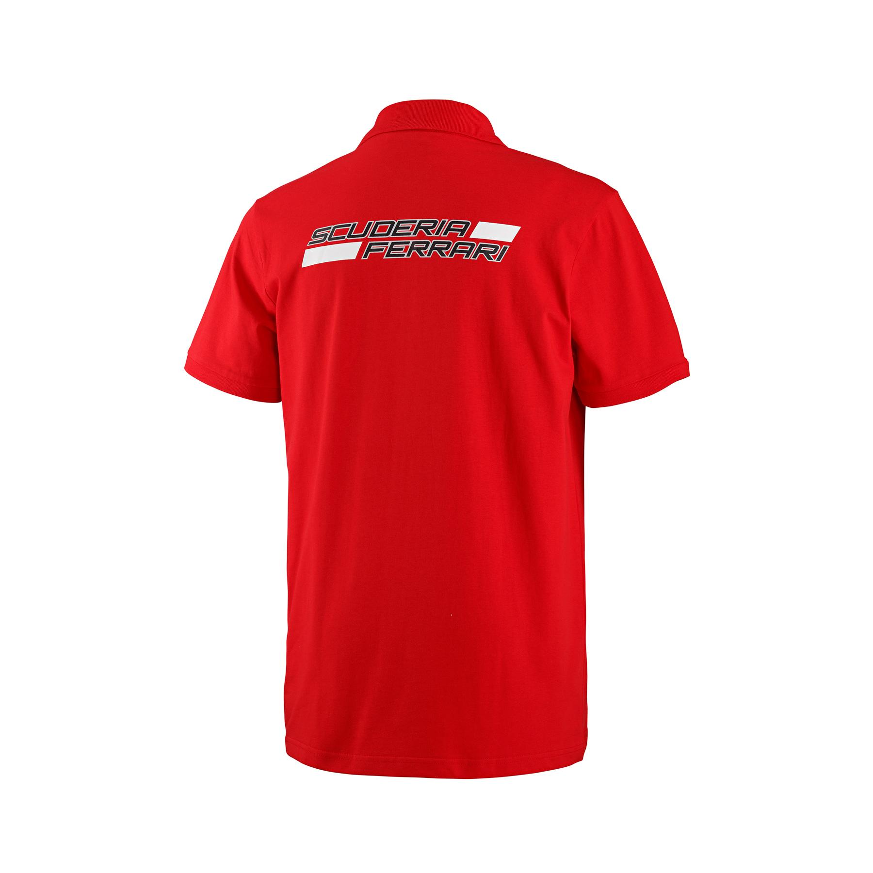 vente ferrari formula 1 team f1 homme rouge scuderia ferrari polo shirt nouveau ebay. Black Bedroom Furniture Sets. Home Design Ideas