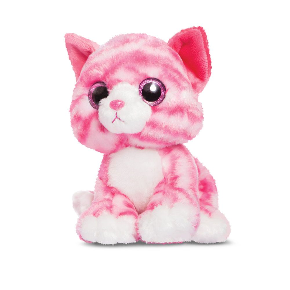 Pink Cat Toy Ty