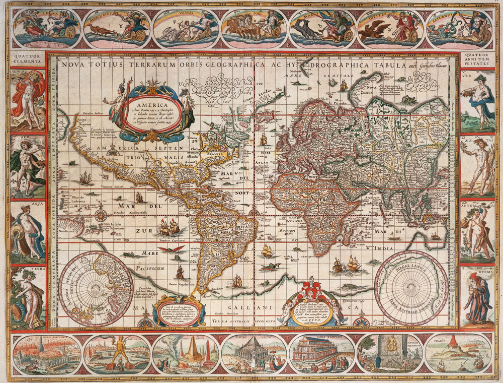 16633 ravensburger map of the world from 1650 2000pc adult jigsaw 16633 ravensburger map of the world from 1650 2000pc adult jigsaw puzzle gumiabroncs Gallery