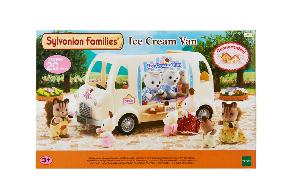 Sylvanian families food shop theme sets range choose - Sylvanian families cuisine ...