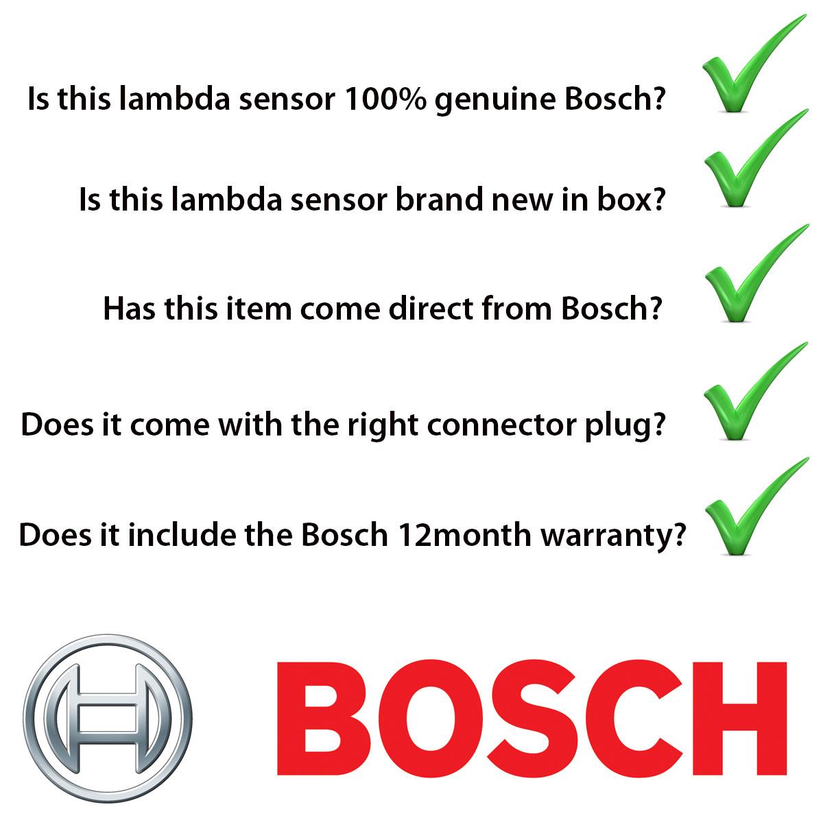 Map Sensor Bmw E36: LS3559 Bosch Lambda Oxygen Sensor BMW Z3 1.9 E36/7 09.95