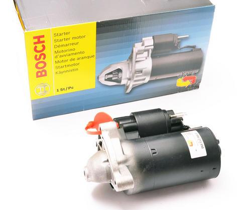 Peugeot 106 Bosch Starter Motor 12v 0.9KW S1 XSI RALLYE Bosch 0986013850 Thumbnail 1