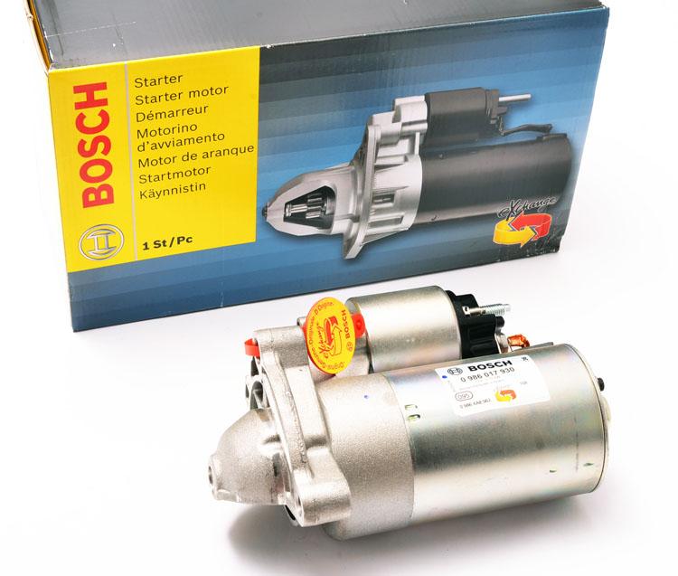 Peugeot 106 bosch starter motor 12v 0 7kw s2 rallye gti Bosch electric motors 12v