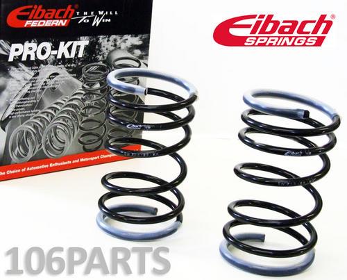 Peugeot 106 Eibach Pro-Kit -25/35mm Springs Peugeot 106 1.3 Rallye & XSi Eibach Thumbnail 1