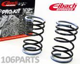 Peugeot 106 Eibach Pro-Kit -25/35mm Springs Peugeot 106 1.3 Rallye & XSi Eibach