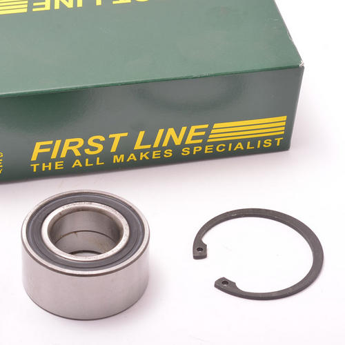 Peugeot 106 Front Wheel Bearing (1) for 3 Bolt Hubs 1.0 1.1 Firstline FBK328 Thumbnail 1
