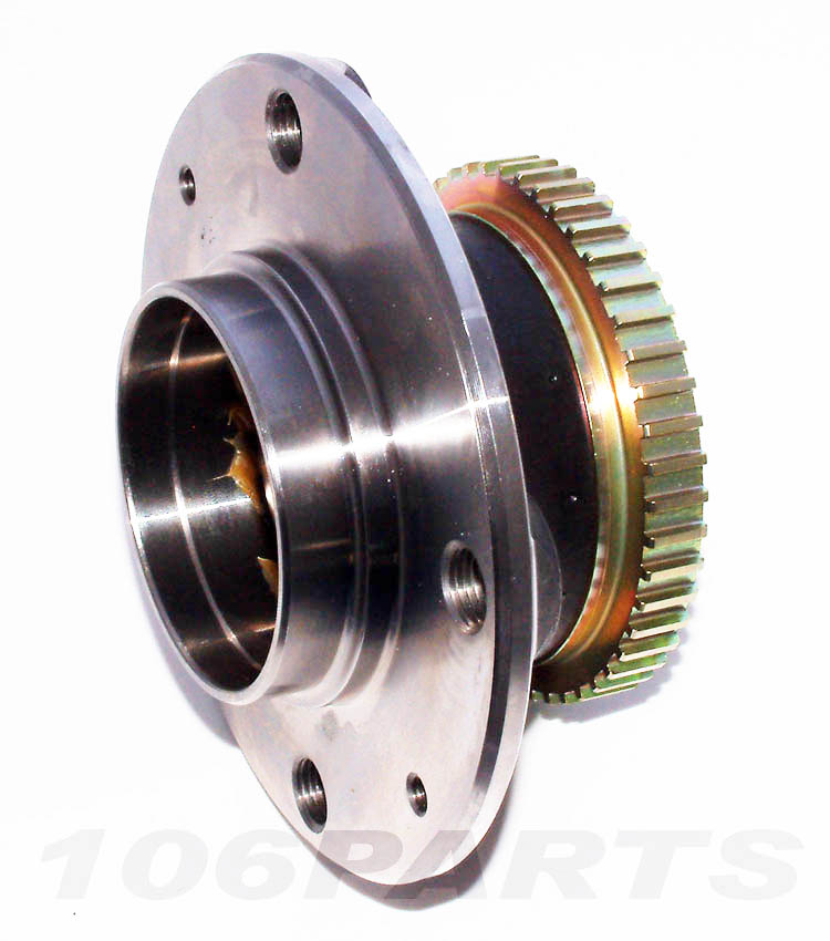 Peugeot 106 Rear Wheel Hub With Bearing 1 106 Gti With Abs Firstline Fbk726 Hubs Amp Bearings