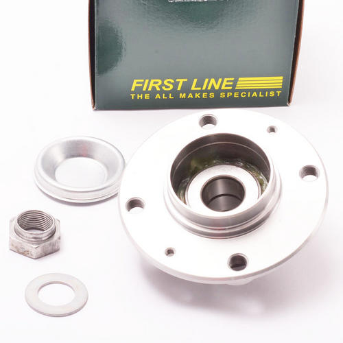 106 Rear Wheel Hub with Bearing (1) 106 1.6 Rallye w/o ABS Firstline FBK727 Thumbnail 1