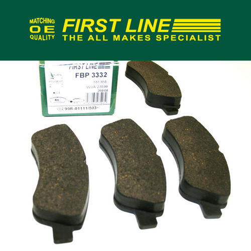 Peugeot 106 Front Brake Pads for 206/306 266mm [Type 1] 106 Rallye GTi Thumbnail 1
