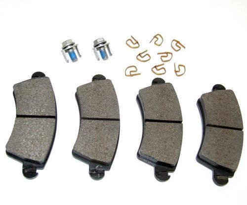 Peugeot 106 Front Brake Pads for 206/306 266mm [Type 2] 106 Rallye GTi Thumbnail 1