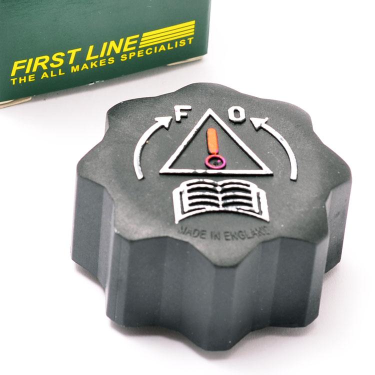 Peugeot 106 Radiator Cap S2 96-03 Screw on Plastic Type 15psi Firstline FRC93