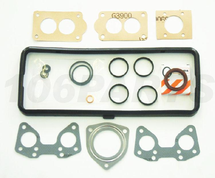 Peugeot 106 Cylinder Head Set 8v XSI RALLYE QUIKSILVER Payen DY130