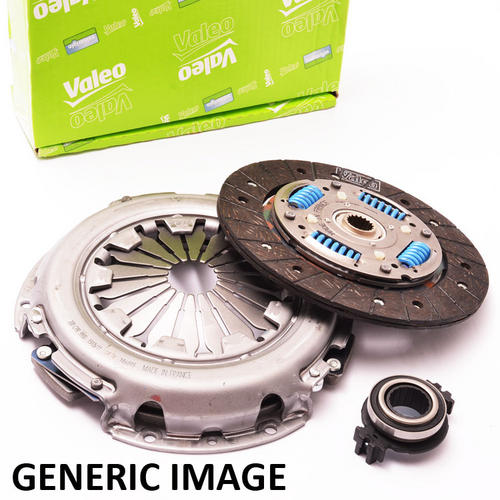 Peugeot 106 200mm Clutch Kit (early type) XSI RALLYE GTI -2000 Valeo 821341 Thumbnail 1