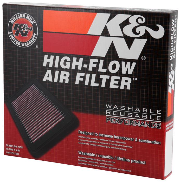 33-2212 K/&N High Flow Filtro dell/'aria si adatta Vauxhall Corsa C 1.2 2000-2006