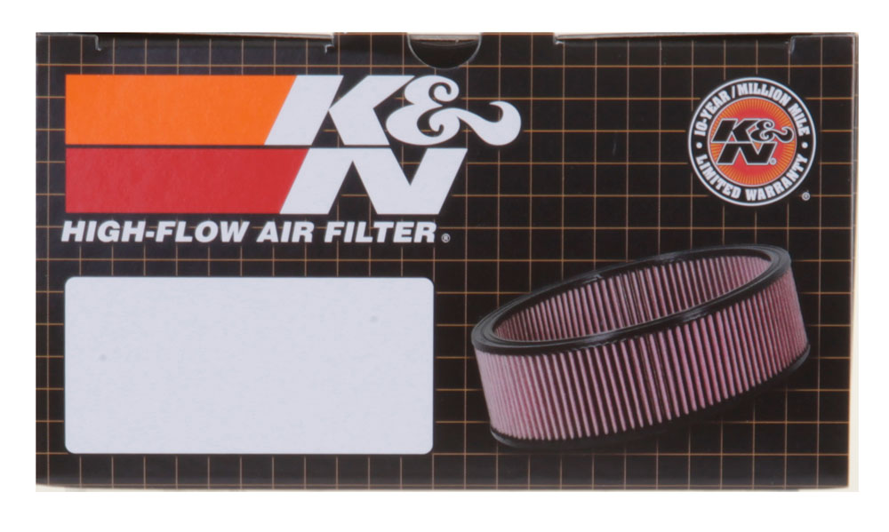 Round Replacement Filters E-3212 K/&N Round Air Filter 5-7//8OD,4-7//8ID,1-13//16H