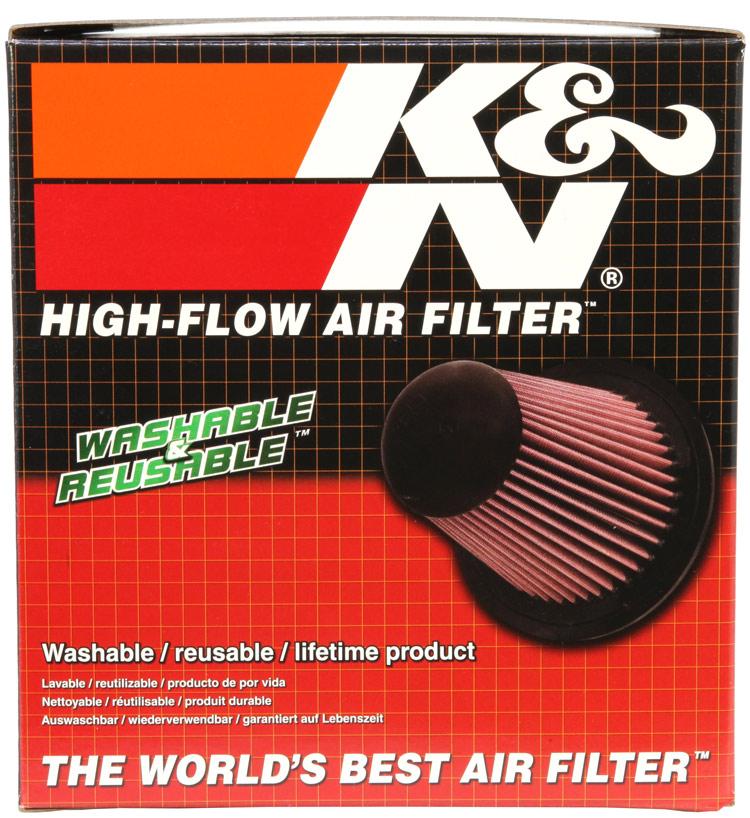 "5-1//2/""B Carbon Fiber Top 3-1//2/""FLG RP-4630 K/&N Universal Air Filter 4-1//2/""T,"
